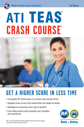 ATI TEAS Crash Course®  Book + Online