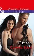 Hunted (Mills & Boon Intrigue) (Killer Instinct, Book 4)