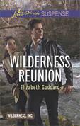 Wilderness Reunion (Mills & Boon Love Inspired Suspense) (Wilderness, Inc., Book 4)