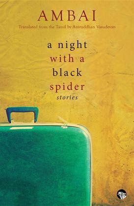A Night with a Black Spider