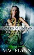 Elven Desires: Lovers of Legend, Book 3