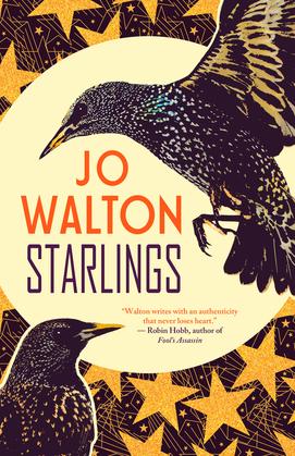 Image de couverture (Starlings)