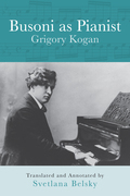 Busoni as Pianist