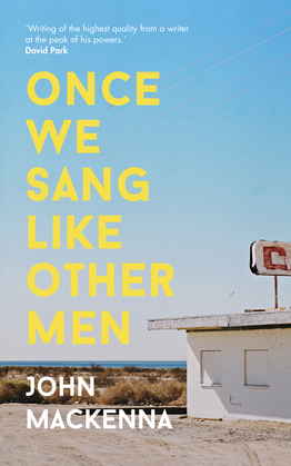 Once We Sang Like Other Men