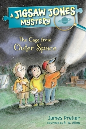 Jigsaw Jones: The Case from Outer Space