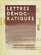 Lettres démocratiques