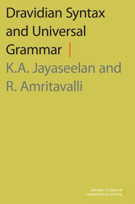 Dravidian Syntax and Universal Grammar
