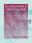 Éloquence judiciaire