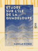 Études sur l'île de La Guadeloupe