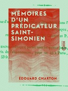 Mémoires d'un prédicateur saint-simonien