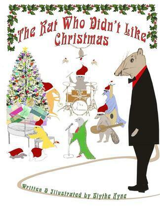 The Rat Who Didn't Like Christmas
