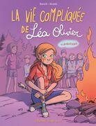 BD La vie compliquée de Léa Olivier tome 4: Angoisses