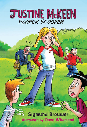 Justine McKeen, Pooper Scooper