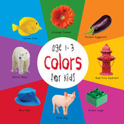 Colors for Kids age 1-3 (Engage Early Readers: Children's Learning Books)