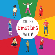 Emotions for Kids age 1-3 (Engage Early Readers: Children's Learning Books)
