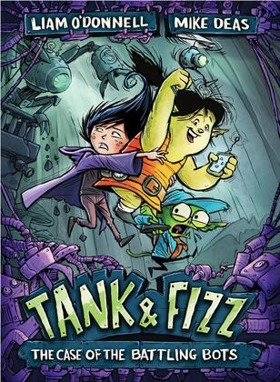 Tank & Fizz: The Case of the Battling Bots