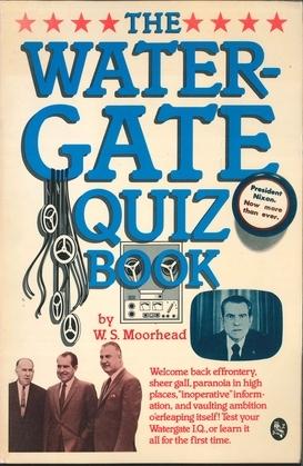 The Watergate Quiz Book