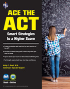 ACE the ACT® Book + Online