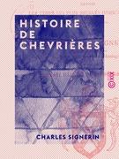 Histoire de Chevrières