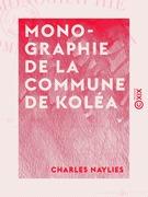 Monographie de la commune de Koléa