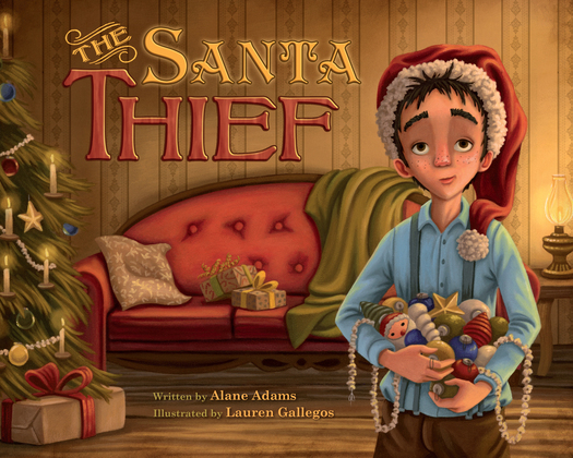 The Santa Thief