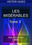 LES MISÉRABLES  TOME III – MARIUS