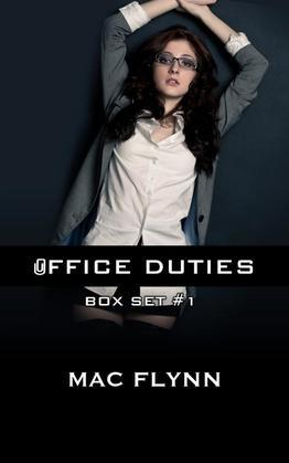 Office Duties Box Set #1 (Demon Paranormal Romance)