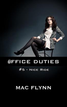 Nice Ride: Office Duties, Book 5 (Demon Paranormal Romance)