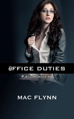 Hunger: Office Duties, Book 4 (Demon Paranormal Romance)