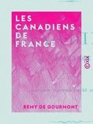 Les Canadiens de France