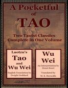 A Pocketful of Tao: Two Taoist Classics Complete In One Volume