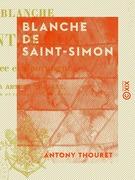 Blanche de Saint-Simon - France et Bourgogne