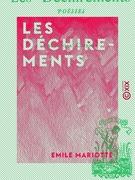 Les Déchirements - Poésies, 1878-1884