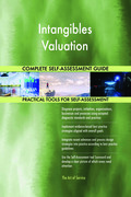 Intangibles Valuation Complete Self-Assessment Guide