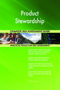 Product Stewardship Complete Self-Assessment Guide