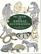 Big Book of Animal Illustrations