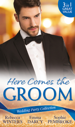 Wedding Party Collection: Here Comes The Groom: The Bridegroom's Vow / The Billionaire Bridegroom (Passion, Book 25) / A Groom Worth Waiting For (Mills & Boon M&B)