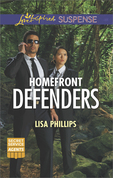 Homefront Defenders (Mills & Boon Love Inspired Suspense) (Secret Service Agents, Book 2)