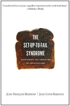 Set-up-to-Fail Syndrome