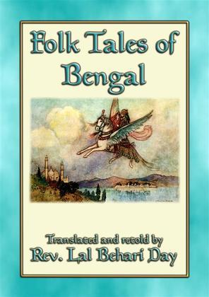FOLK TALES OF BENGAL - 22 Bengali Children's Stories
