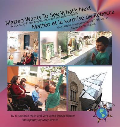 Matteo Wants To See What's Next/ Mattéo et la surprise de Rebecca
