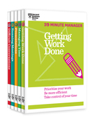 The HBR Essential 20-Minute Manager Collection (5 Books) (HBR 20-Minute Manager Series)