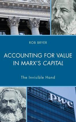 Accounting for Value in Marx's Capital