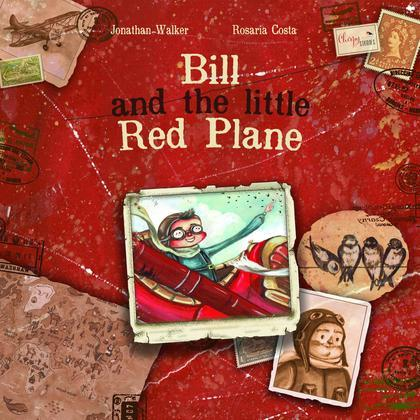 Bill and the Little Red Plane
