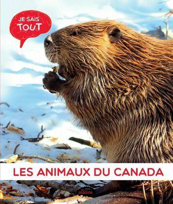 Je sais tout: Les animaux du Canada