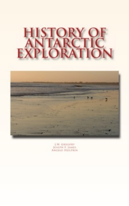 History of Antarctic Exploration