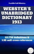 Webster's Unabridged Dictionary 1913