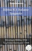 Bibbia N.3 Italiano Spagnolo