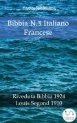 Bibbia N.3 Italiano Francese