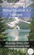 Bibbia N.2 Italiano Italiano